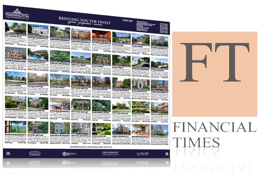 Property Advertisements: Financial Times