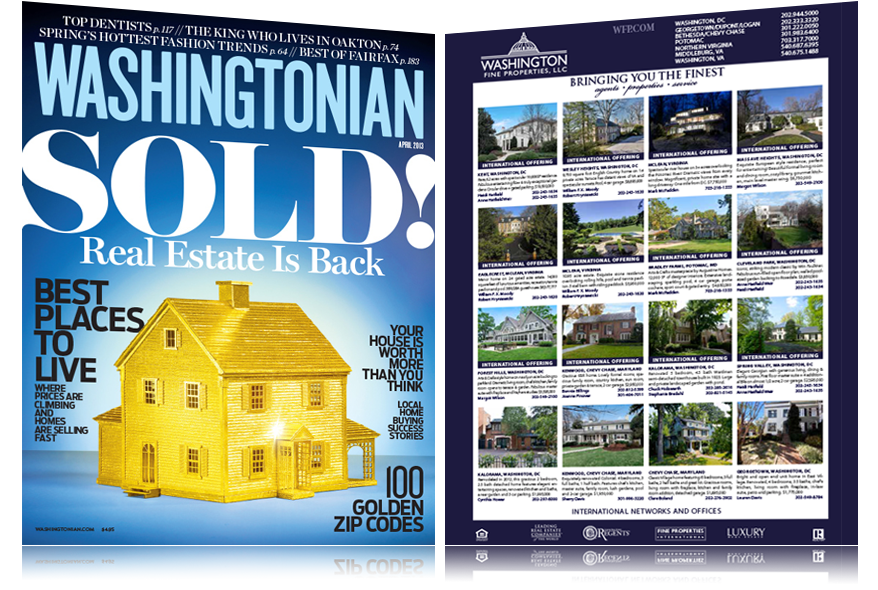 Property Advertisements: Washingtonian